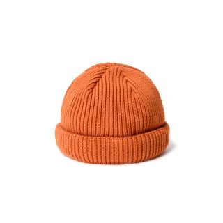 SHORT LENGTH WATCH CAP(HERMES ORANGE)