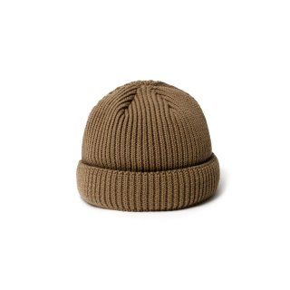 SHORT LENGTH WATCH CAP(BRONZE)