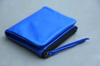 PUFF WALLET-M(BLUE)