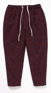NELL DABO PANTS(WINE CHECK)