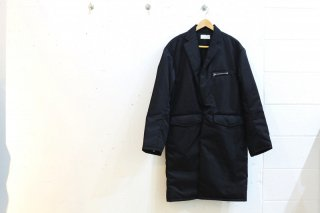 NYLON CHESTER COAT(BLACK)