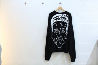 SWEATSHIRT(BLACK)