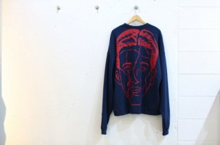 SWEATSHIRT(BLUE)