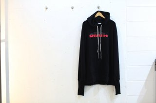 BIG HOODY(BLACK)