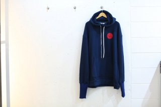 BIG HOODY(NAVY)