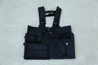 TACTICAL VEST(BLACK)