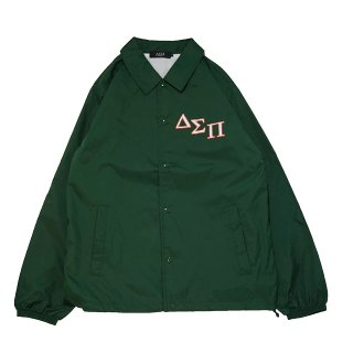 OUTLINE MAGIC CIRCLE COACH JACKET (GREEN)
