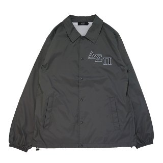 OUTLINE MAGIC CIRCLE COACH JACKET (GREY)