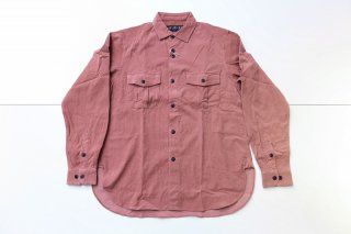 <img class='new_mark_img1' src='//img.shop-pro.jp/img/new/icons5.gif' style='border:none;display:inline;margin:0px;padding:0px;width:auto;' />CORDUROY SHIRT(DUSTYPINK)