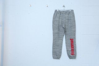 <img class='new_mark_img1' src='//img.shop-pro.jp/img/new/icons5.gif' style='border:none;display:inline;margin:0px;padding:0px;width:auto;' />FNM TERRY SWEAT PANT(HEATHER GRAY)