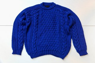 SAM'S-KNIT(BLUE)
