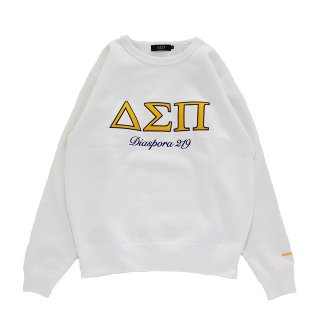 STANDARDS CREWNECK SWEAT(WHITE)