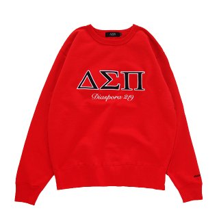 STANDARDS CREWNECK SWEAT(RED)