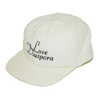 <img class='new_mark_img1' src='//img.shop-pro.jp/img/new/icons5.gif' style='border:none;display:inline;margin:0px;padding:0px;width:auto;' />NOROLL LOVE DIASPORA CORDUROY 6-PANEL (OFF WHITE)
