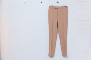 COLOR SLACKS(PINK)