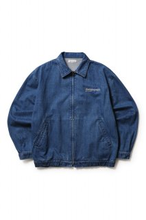 <img class='new_mark_img1' src='//img.shop-pro.jp/img/new/icons5.gif' style='border:none;display:inline;margin:0px;padding:0px;width:auto;' />SOLUTIONS DENIM JACKET(BLUE)