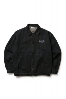 <img class='new_mark_img1' src='//img.shop-pro.jp/img/new/icons5.gif' style='border:none;display:inline;margin:0px;padding:0px;width:auto;' />SOLUTIONS DENIM JACKET(BLACK)