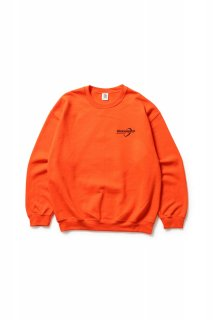 SOLUTIONS CREWNECK(ORANGE)