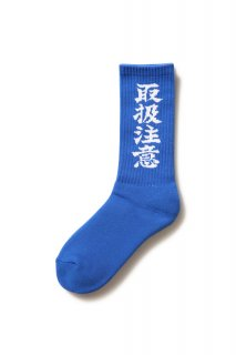<img class='new_mark_img1' src='//img.shop-pro.jp/img/new/icons5.gif' style='border:none;display:inline;margin:0px;padding:0px;width:auto;' />LABEL SOCKS(BLUE)