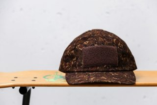 Operators Cap Paisley pattern(BROWN)
