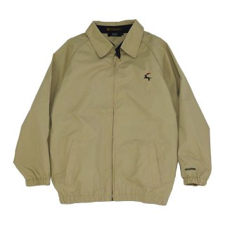 DET CLUB JACKET (STONE)