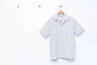 POLO SHIRT(STRIPE)