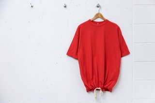 BALLOON TEE 2(O RED)