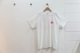 <img class='new_mark_img1' src='//img.shop-pro.jp/img/new/icons5.gif' style='border:none;display:inline;margin:0px;padding:0px;width:auto;' />BALIFU RECORD LOGO TEE(WHITE)