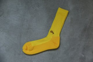 WHIMSY 42/1 EMJAY SOCKS(YELLOW)