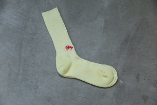 WHIMSY 42/1 EMJAY SOCKS(CREAM)