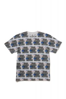 LABEL INKJET TEE(MULTI)