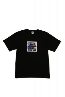 LABEL TEE(BLACK)