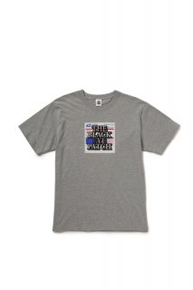 LABEL TEE(GREY)