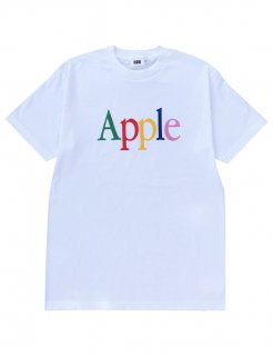 <img class='new_mark_img1' src='//img.shop-pro.jp/img/new/icons5.gif' style='border:none;display:inline;margin:0px;padding:0px;width:auto;' />APPLE T-SHIRTS(WHITE)