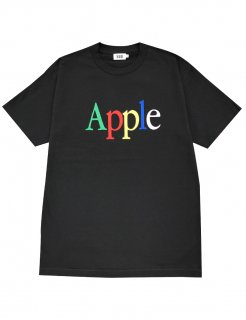 <img class='new_mark_img1' src='//img.shop-pro.jp/img/new/icons5.gif' style='border:none;display:inline;margin:0px;padding:0px;width:auto;' />APPLE T-SHIRTS(BLACK)