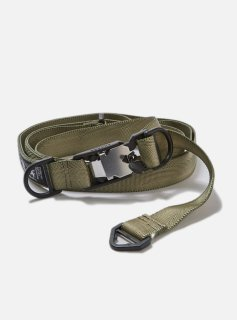 FILOCK NYLON 1ACTION BELT(KHAKI)