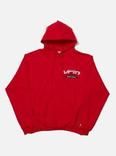 <img class='new_mark_img1' src='//img.shop-pro.jp/img/new/icons5.gif' style='border:none;display:inline;margin:0px;padding:0px;width:auto;' />VCID HOODIE(RED)
