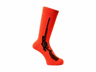 <img class='new_mark_img1' src='//img.shop-pro.jp/img/new/icons5.gif' style='border:none;display:inline;margin:0px;padding:0px;width:auto;' />WHIMSY  32/1 GUN SOCKS(ORANGE)