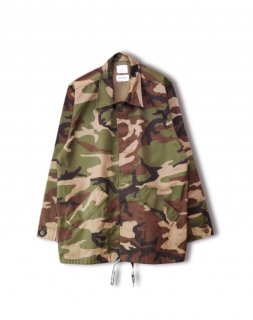 <img class='new_mark_img1' src='//img.shop-pro.jp/img/new/icons5.gif' style='border:none;display:inline;margin:0px;padding:0px;width:auto;' />AEVIL COACH JACKET(CAMO)