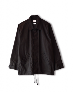 <img class='new_mark_img1' src='//img.shop-pro.jp/img/new/icons5.gif' style='border:none;display:inline;margin:0px;padding:0px;width:auto;' />AEVIL COACH JACKET(BLACK)