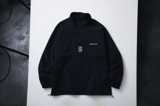 <img class='new_mark_img1' src='//img.shop-pro.jp/img/new/icons5.gif' style='border:none;display:inline;margin:0px;padding:0px;width:auto;' />NYLON TRACK JACKET(BLACK)