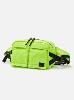 <img class='new_mark_img1' src='//img.shop-pro.jp/img/new/icons5.gif' style='border:none;display:inline;margin:0px;padding:0px;width:auto;' />BAL/PORTER&#174; FLGHT NYLON WAIST BAG(NEON YELLOW)