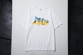 <img class='new_mark_img1' src='//img.shop-pro.jp/img/new/icons5.gif' style='border:none;display:inline;margin:0px;padding:0px;width:auto;' />LETTERS TEE(WHITE)
