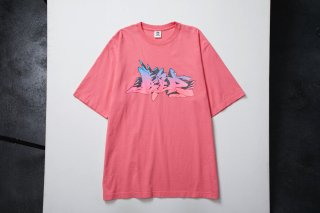 <img class='new_mark_img1' src='//img.shop-pro.jp/img/new/icons5.gif' style='border:none;display:inline;margin:0px;padding:0px;width:auto;' />LETTERS TEE(PINK)