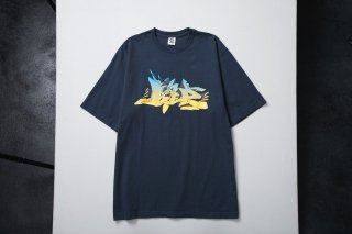 <img class='new_mark_img1' src='//img.shop-pro.jp/img/new/icons5.gif' style='border:none;display:inline;margin:0px;padding:0px;width:auto;' />LETTERS TEE(NAVY)