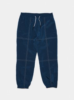 <img class='new_mark_img1' src='//img.shop-pro.jp/img/new/icons5.gif' style='border:none;display:inline;margin:0px;padding:0px;width:auto;' />STITCHED NYLON TRACK PANT(TEAL BLUE)