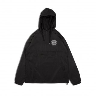 <img class='new_mark_img1' src='//img.shop-pro.jp/img/new/icons5.gif' style='border:none;display:inline;margin:0px;padding:0px;width:auto;' />Rip-stop Anorak Jacket (Black)