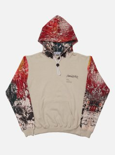 <img class='new_mark_img1' src='//img.shop-pro.jp/img/new/icons5.gif' style='border:none;display:inline;margin:0px;padding:0px;width:auto;' />COLOR BLOCK HOODED SWEAT SHIRT(BEIGE)