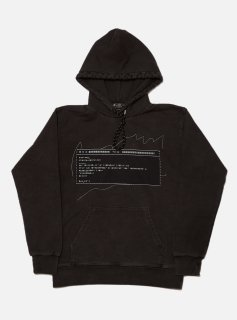 <img class='new_mark_img1' src='//img.shop-pro.jp/img/new/icons5.gif' style='border:none;display:inline;margin:0px;padding:0px;width:auto;' />MUSICAL SCORE HOODIE(BLACK)