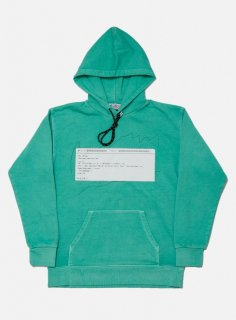 <img class='new_mark_img1' src='//img.shop-pro.jp/img/new/icons5.gif' style='border:none;display:inline;margin:0px;padding:0px;width:auto;' />MUSICAL SCORE HOODIE(MINT)